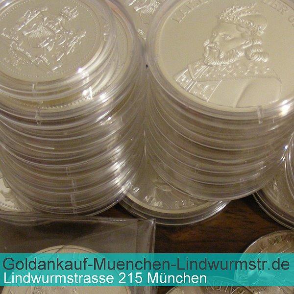 Münzankauf München Wir Kaufen Goldmünzen Silbermünzen