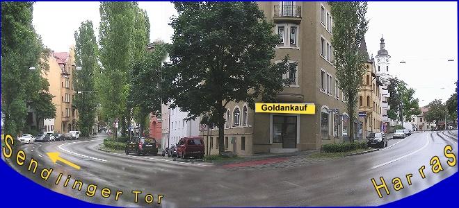 Goldankaufstelle Bayern | Filiale München , 80337, Lindwurmstrasse 215