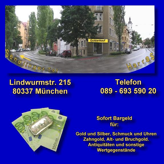 Silberankauf München: Silberbarren | Silberschmuck
